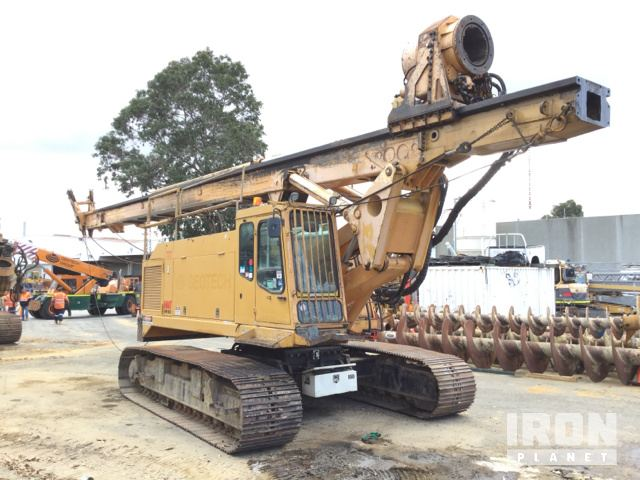 1995 Mait HR160 Piling Drill in Port Melbourne, Victoria