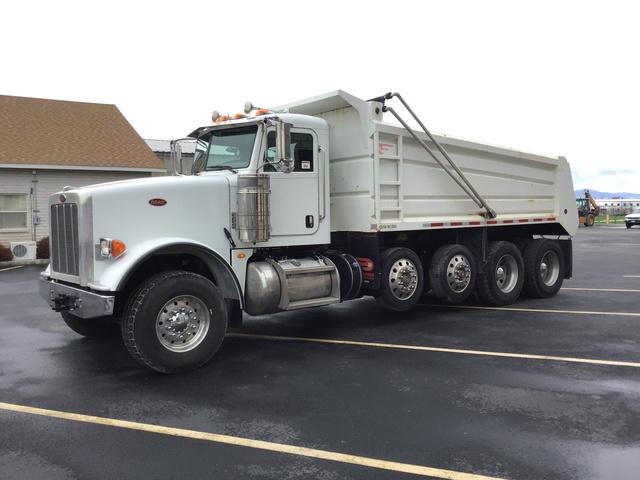 941a792fb2 2014 Peterbilt 367 Quad A Dump Truck