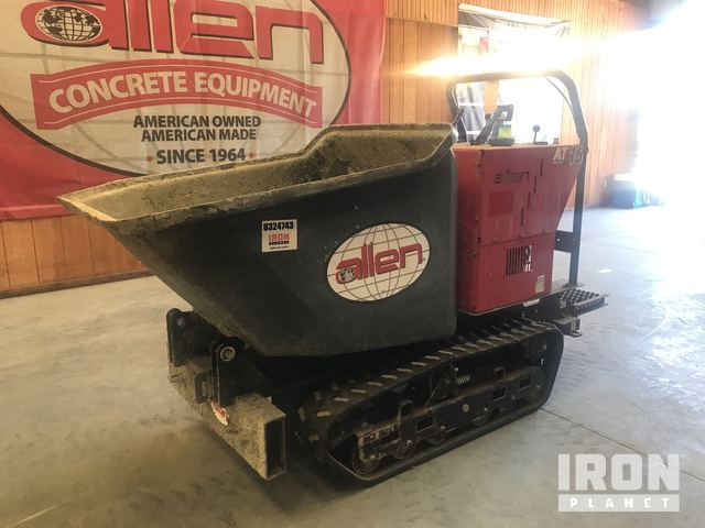 2014 Allen AT16 Concrete Buggy in Paragould, Arkansas, United States