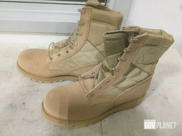 e8610e84985 Surplus (60) Pairs Thorogood Hot Weather Boots - Unused in ...