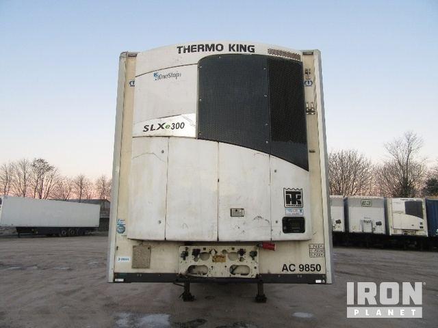 2012 Krone Thermoking SLX300 Refrigerated Trailer in Padborg