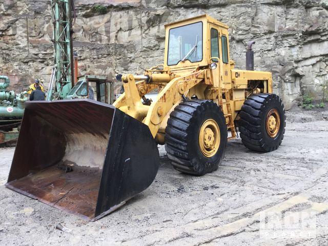 International Harvester / Hough H80B Wheel Loader in Omar
