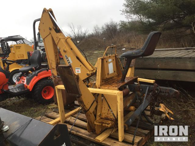 Woods BH1050 3-Point Backhoe Attachment in Watertown, New