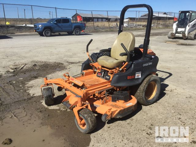 Scag SCZ61RD-921FX Mower in Watertown, New York, United