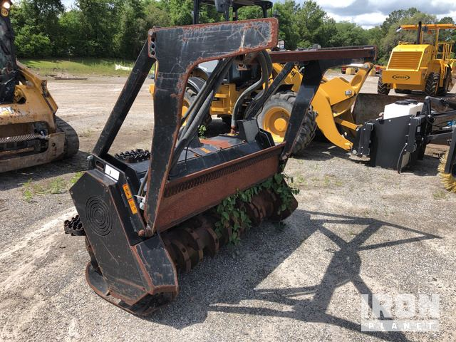 Cat HM315B Mulcher Attachment - Fits Skid Steer in Ocala