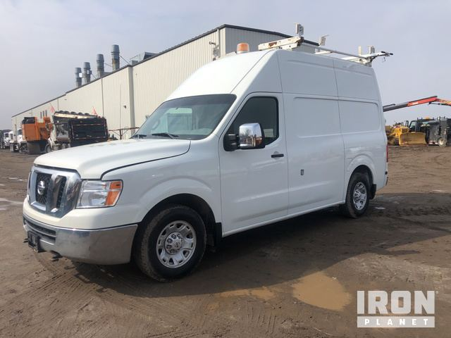 2014 (unverified) Nissan NV3500 Utility Van in Bolton