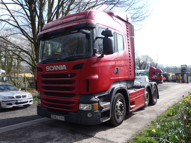 Scania Trucks and Vehicles For Sale in Europe | GovPlanet