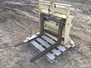 Lift Truck Attachments