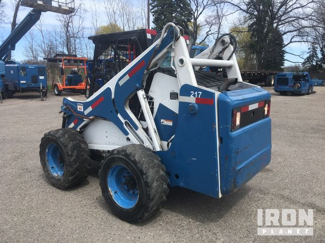 Bobcat 873 Skid-Steer Loader in Livonia, Michigan, United
