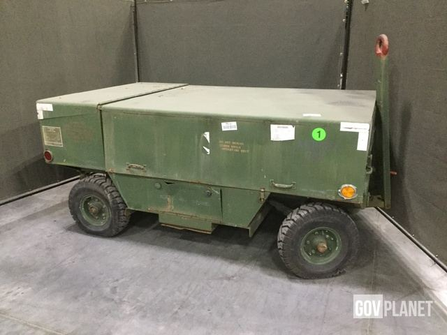 Surplus Hannon DA675/MSM Electrical Dummy Load in