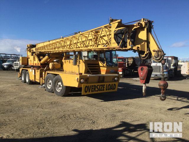 1974 Grove TMS-475 Hydraulic Truck Crane in Yakima