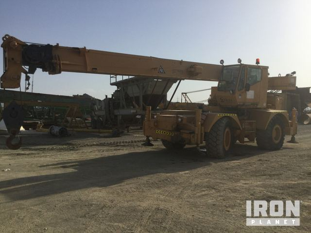 1998 (unverified) Grove RT528C Rough Terrain Crane, Rough Terrain Crane