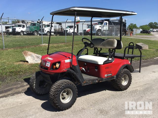 2013 Cushman Shuttle 4X Gas Powered Cart in Tampa, Florida