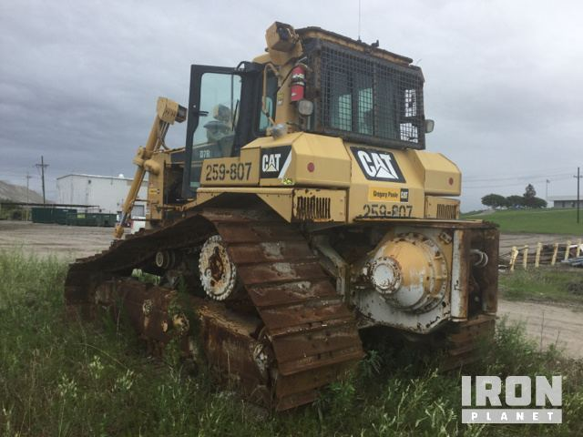 Cat D7R Series II LGP Crawler Dozer in Aurora, North