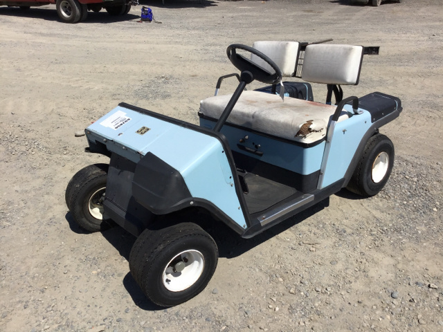 E-Z-Go Gas Powered Cart