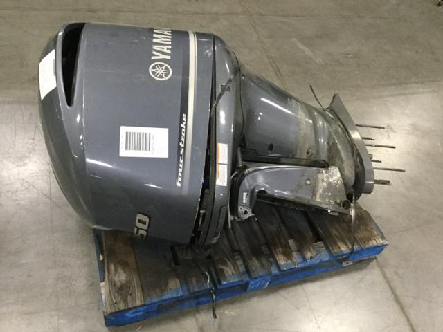 Yamaha Boat Engine For Sale   IronPlanet