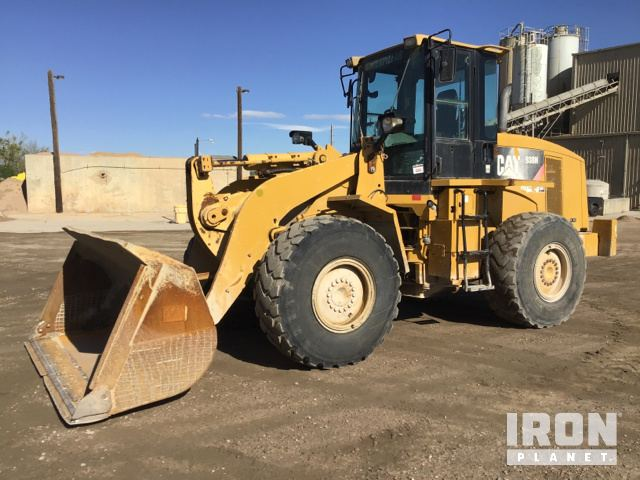 Caterpillar 938H Wheel Loader Specs & Dimensions :: RitchieSpecs