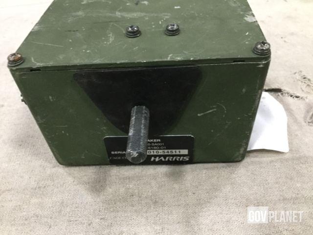 Surplus Harris RF-5980-SA001 Loud Speaker in Chambersburg