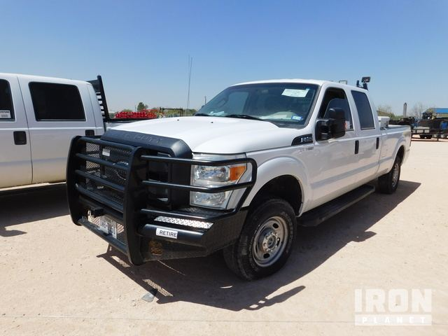 Ford F250 Parts >> Lot 285 2015 Ford F250 Parts Only Xl Super Duty 4x4 Crew