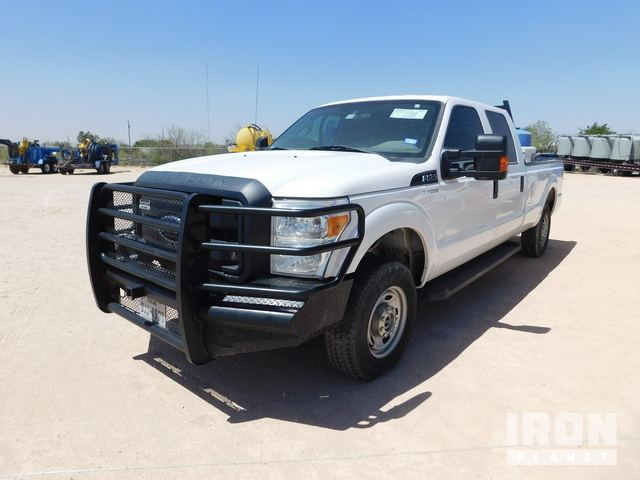 Ford F250 Parts >> Lot 288 2014 Ford F250 Parts Only Xl Super Duty 4x4 Crew In