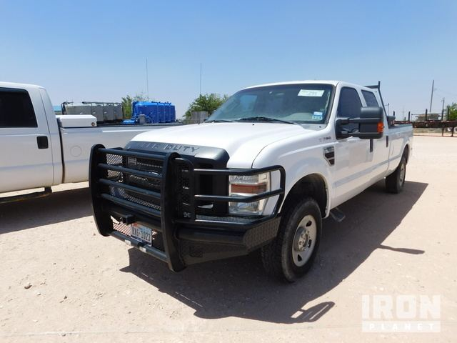 Ford F250 Parts >> Lot 299 2008 Ford F250 Parts Only Xl Super Duty 4x4 Crew