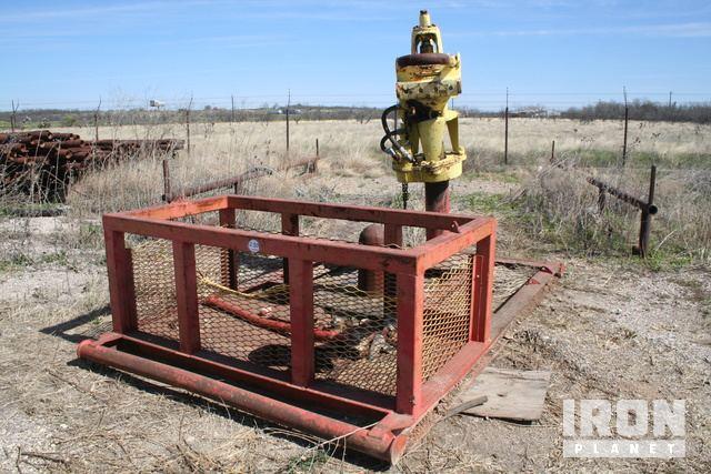 Lot 1106 - TSM 150-Ton Swivel in Oklahoma City, Oklahoma