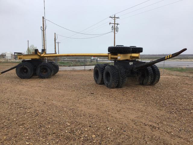 Challenger CTT-40 Pipe Handling
