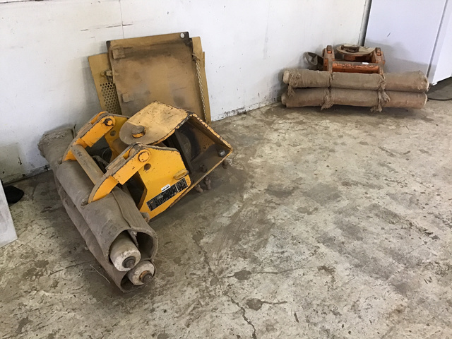 Lot of (2) Pipe Bending Attachments