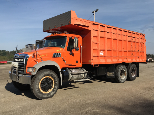 Mack Trucks For Sale >> Mack Trucks Trailers Dump Trucks For Sale Truckplanet