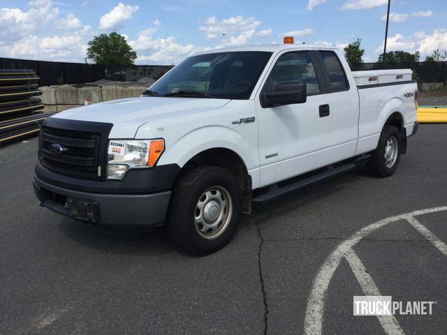2013 Ford F-150 XL 4x4 Extended Cab Pickup in Warrenton