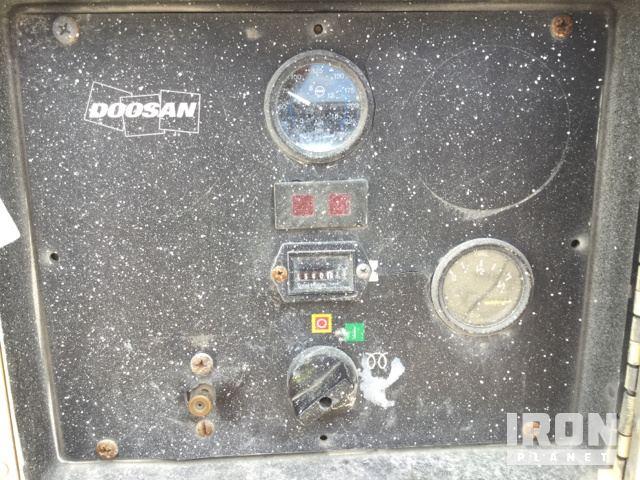 2007 Ingersoll-Rand XP375WCU Air Compressor in Houma, Louisiana