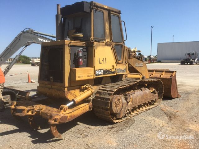 Cat 963 Crawler Loader in Fort Worth, Texas, United States