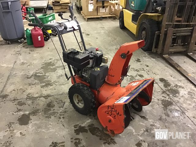 Surplus Simplicity Sno-Away 7 Snow Blower in Wasilla, Alaska