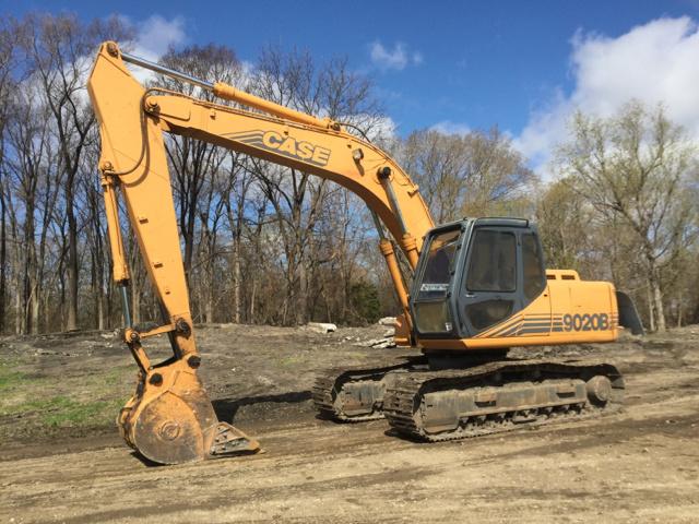 Case 9020B Track Excavator