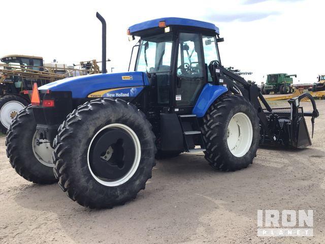 2013 New Holland TV6070 Bi-Directional Tractor in Yuma, Colorado