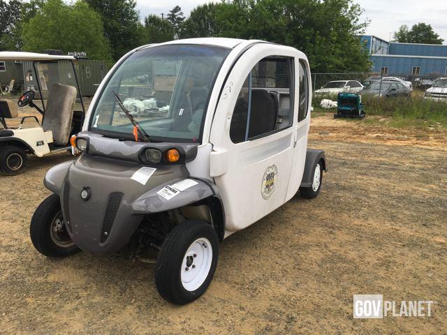 Surplus GEM E4 Utility Vehicle in Saraland, Alabama, United