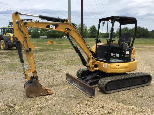 Cat Mini Excavator: <6 6t For Sale | IronPlanet