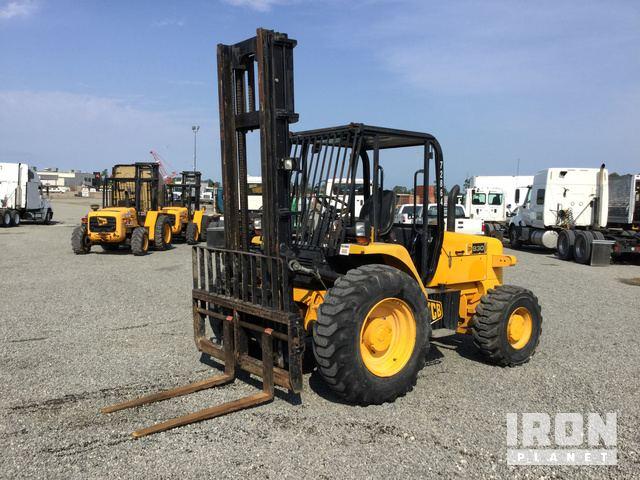 2006 JCB 930 Rough Terrain Forklift In Humble Texas United