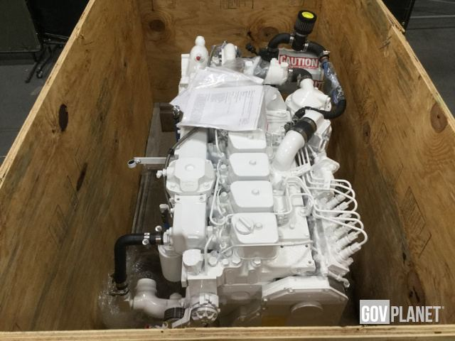 Surplus Cummins 6bta 5 9 M3 Marine Engine In Chambersburg Pennsylvania United States Govplanet Item 2243309