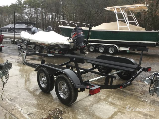 2017 Unverified Trailstar Targa18 Boat Trailer In