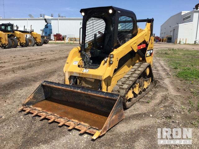 2015 Cat 259D Compact Track Loader in Park City, Kansas
