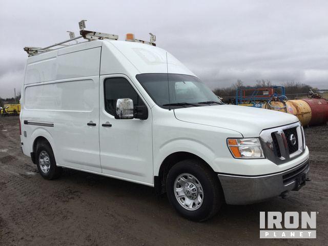 2014 Nissan NV3500 Utility Van in Bolton, Ontario, Canada