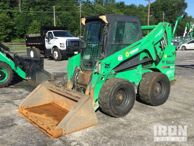 New Holland L221 Skid Steer Loader Specs & Dimensions :: RitchieSpecs