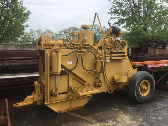 CRC PB 20 Pipe Bending Machine