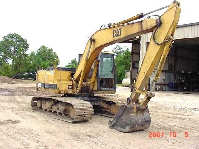 1991 Cat E120B Track Excavator