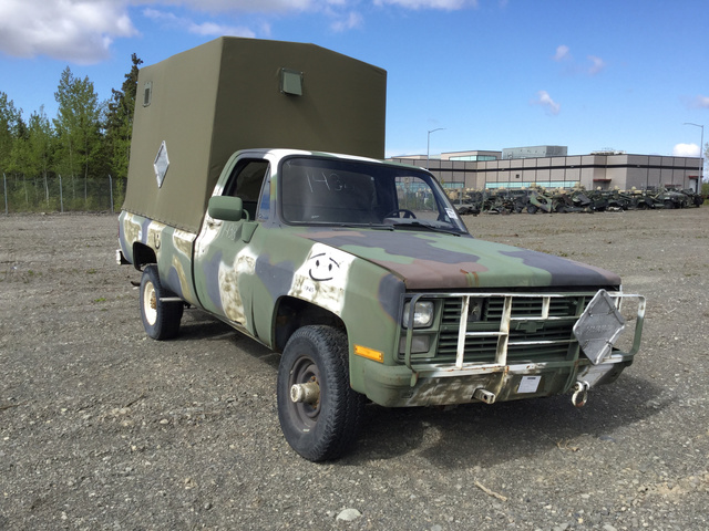 Trucks and Vehicles For Sale in Alaska| IronPlanet