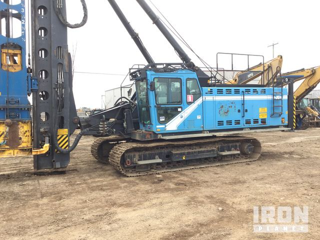 Pile Hammers & Extractors For Sale | IronPlanet