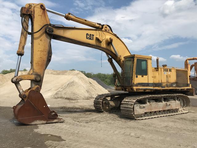 Cat 245B ME Track Excavator