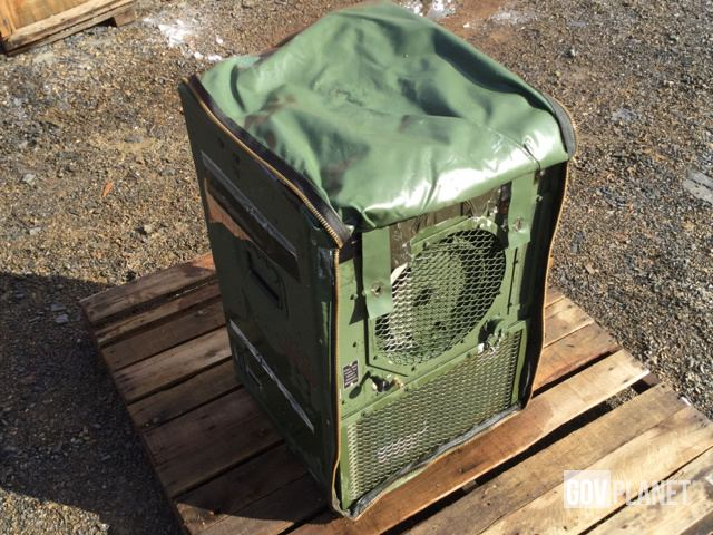 Surplus John R Hollingsworth 97403-13218E9890 Air Conditioner in