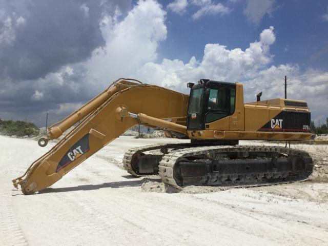 Cat Excavators Quarry & Aggregate For Sale   GovPlanet